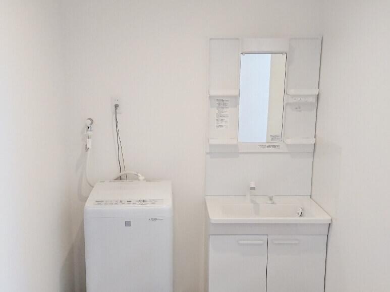 洗濯洗面室1F